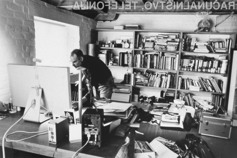 Pokojni Steve Jobs je svoje delo najraje opravljal kar iz svojega doma.