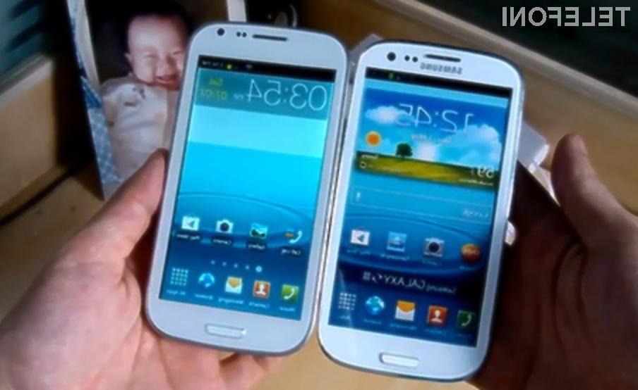 Pozor Na Lazna Mobilnika Samsung Galaxy S3