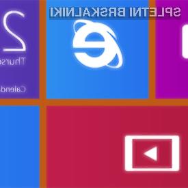 Spletni brskalnik Internet Explorer 10 ima vse možnosti, da ga bodo uporabniki operacijskega sistema Windows 8 vzljubili!
