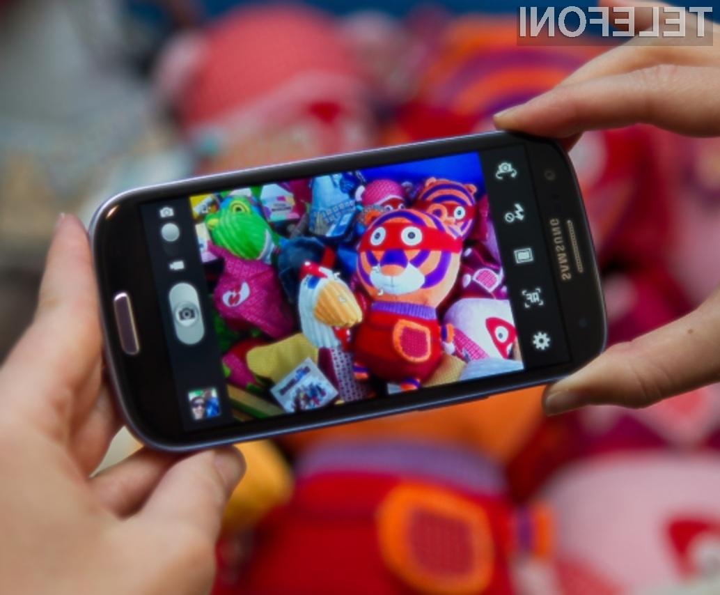 Galaxy S3 je podjetju Samsung prinesel še večjo dominanco na trgu pametnih mobilni telefonov.