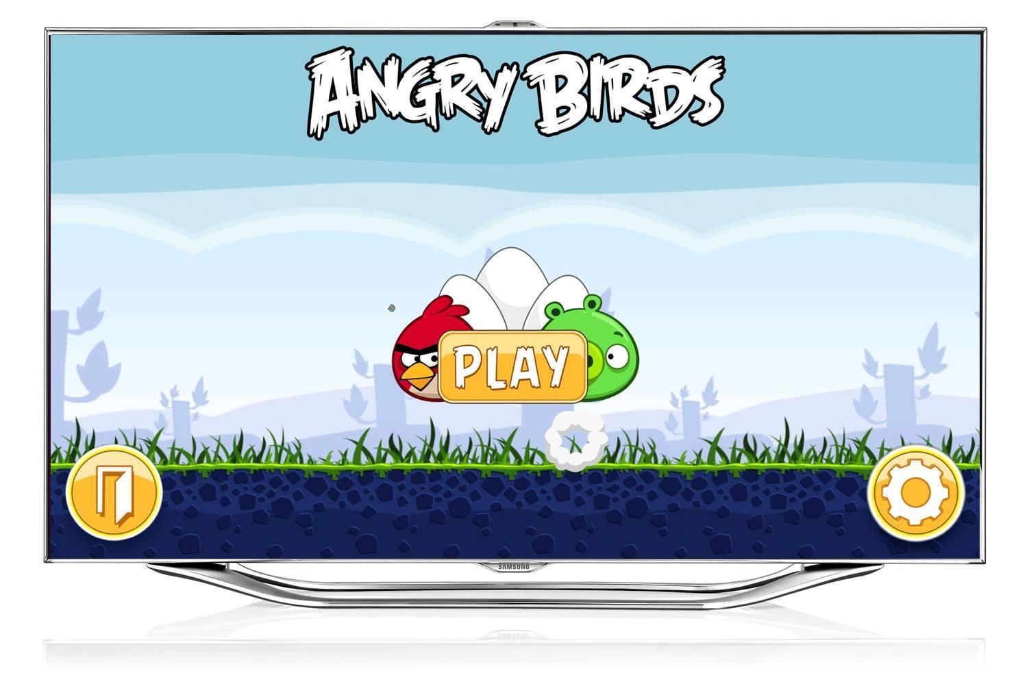Jezne ptiče bomo lahko odslej igrali tudi na pametnih televizorjih.