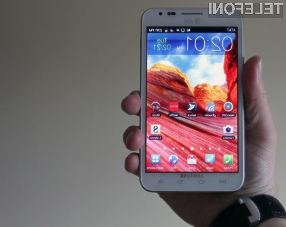 Samsung Galaxy Note 2 bo združeval prednosti pametnih mobilni telefonov in tablic.