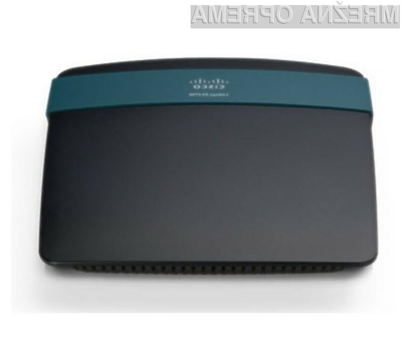 Če je le možno se izogibajte nakupa Ciscovih usmerjevalnikov E2700, E3500 in E4500!