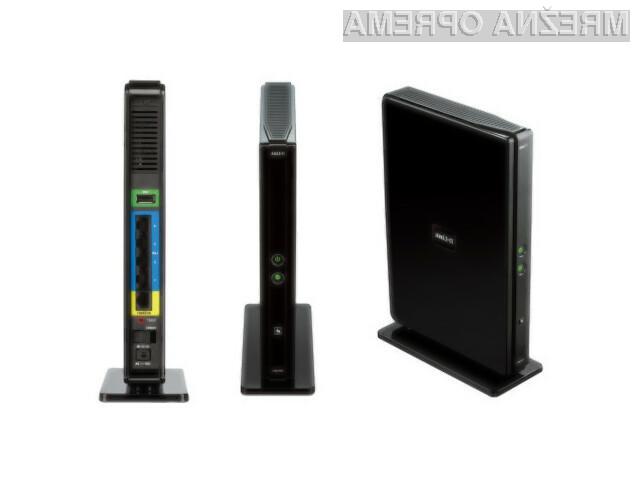 Cloud Router 5700 je prvi D-Linkov usmerjevalnik, ki podpira najnovejši brezžični standard 802.11ac.