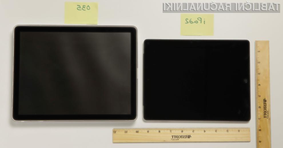 Pod do priprave komercialne različice tablice iPad je bila dolga in tehnično zelo zahtevna.