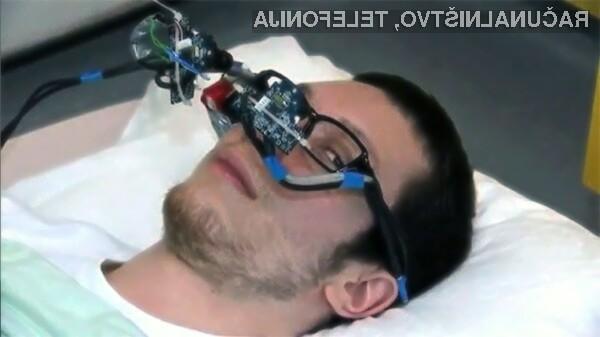 Naprava za upravljanje računalnika z očmi naj bi bila kmalu nared!