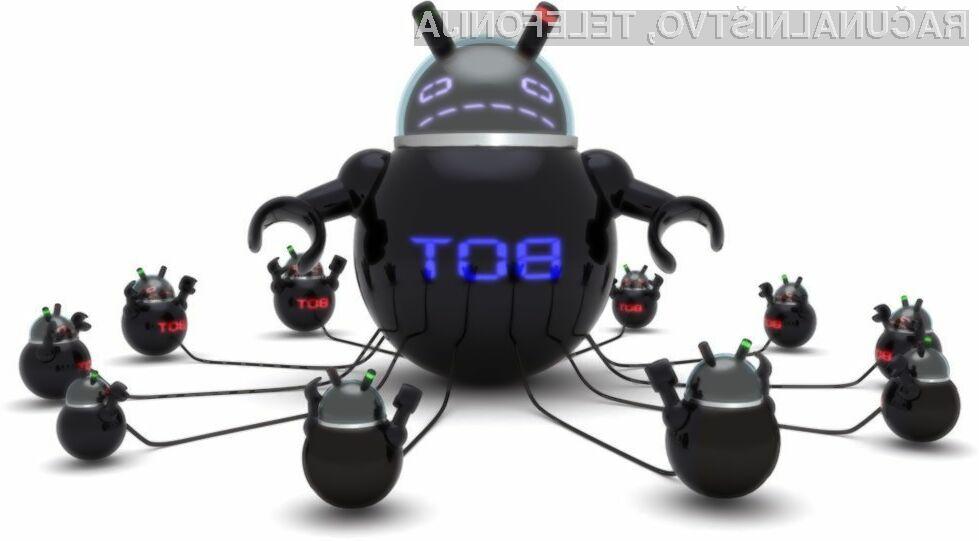 Botnet Grum je bil po velikosti 3 največji na svetu.
