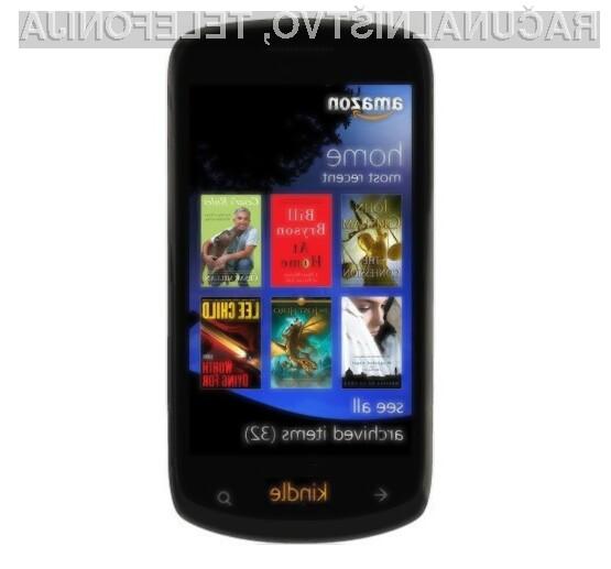 Končna oblika in strojna oprema pametnega mobilnika Amazon Kindle Phone zaenkrat ostajata še skrivnost.