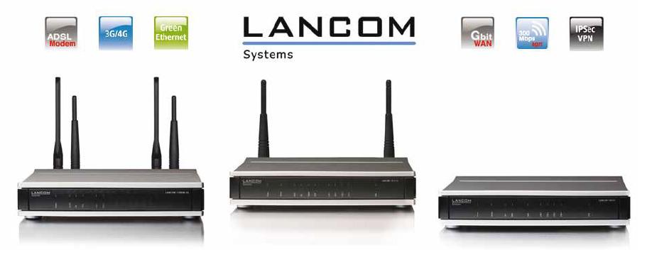 Lastniki Lancom Systems usmerjevalnikov 1781EF, 1781-4G, 1781A in 1781A-3G lahko svoj usmerjevalnik z novo opcijo LANCOM WLC-6 uporabljate tudi za upravljanje vaše obstoječe WLAN infrastrukture!