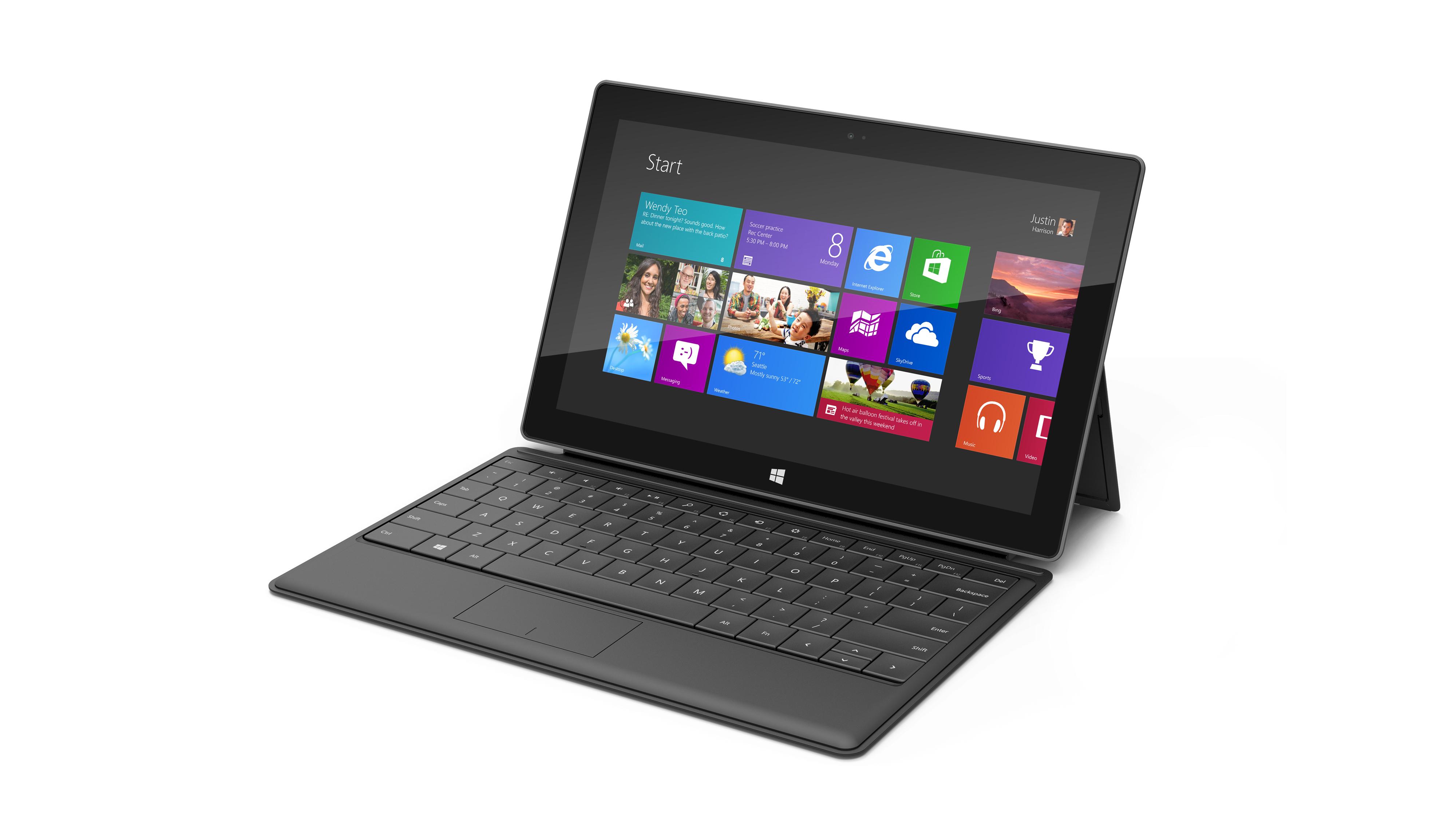 Kupci se zagotovo ne bomo branili tabličnega računalnika Microsoft Surface za ceno 160 evrov. A ne?