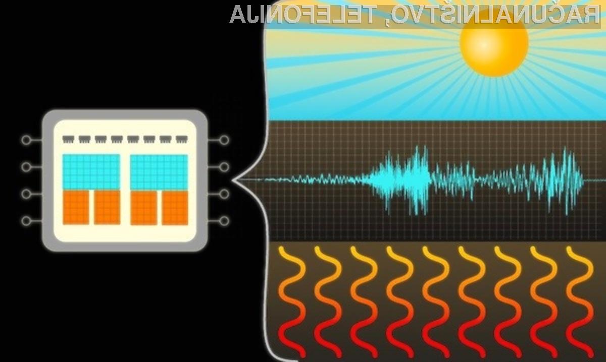 Novo čipovje bi lahko celo podvojilo avtonomijo delovanja mobilnih naprav.