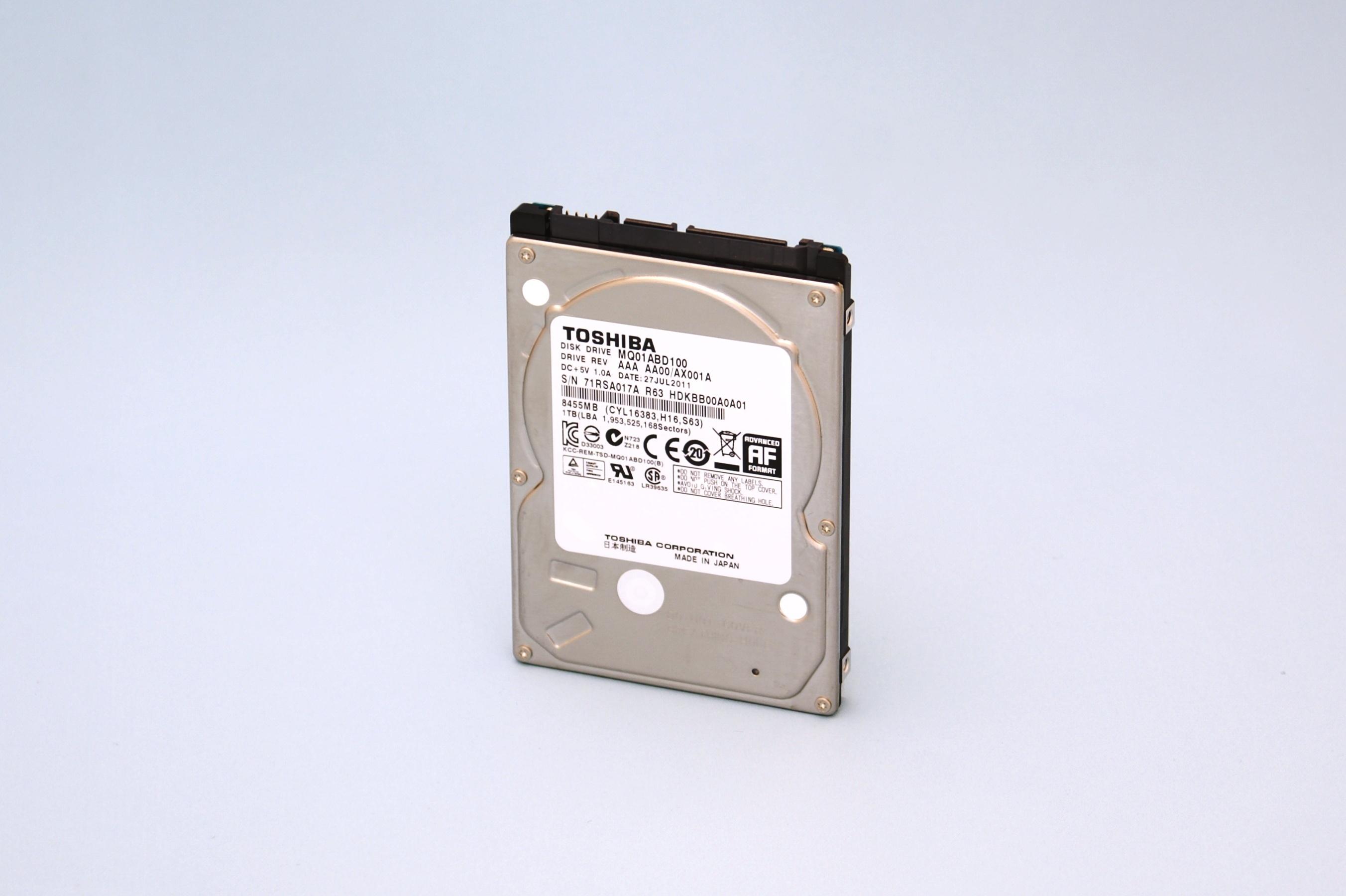 Toshiba je predstavila največji in najhitrejši disk v svojem segmentu.