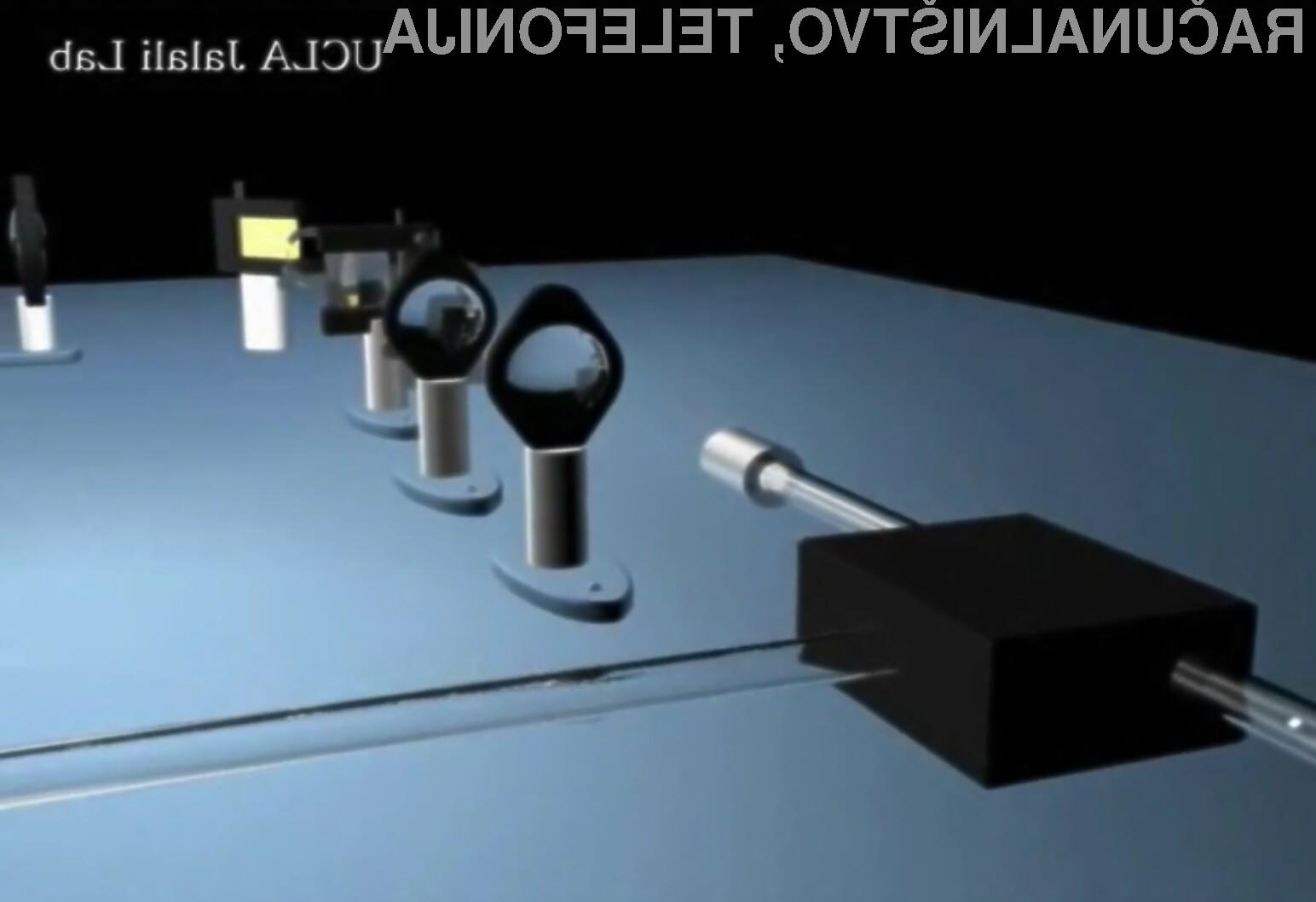 Najhitrejša kamera na modrem planetu bo pripomogla k zgodnejšemu odkrivanju rakavih celic.
