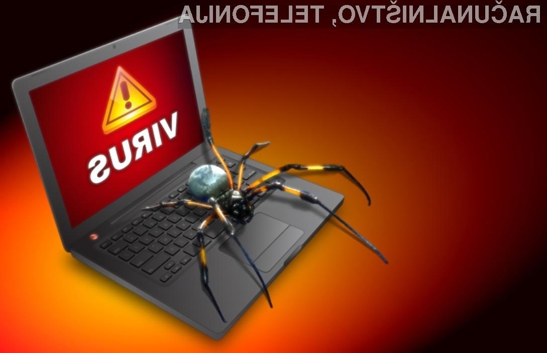 Ne tvegajte izgube podatkov in ne dovolite, da se na vaš računalnik prikrade škodljiva programska oprema.