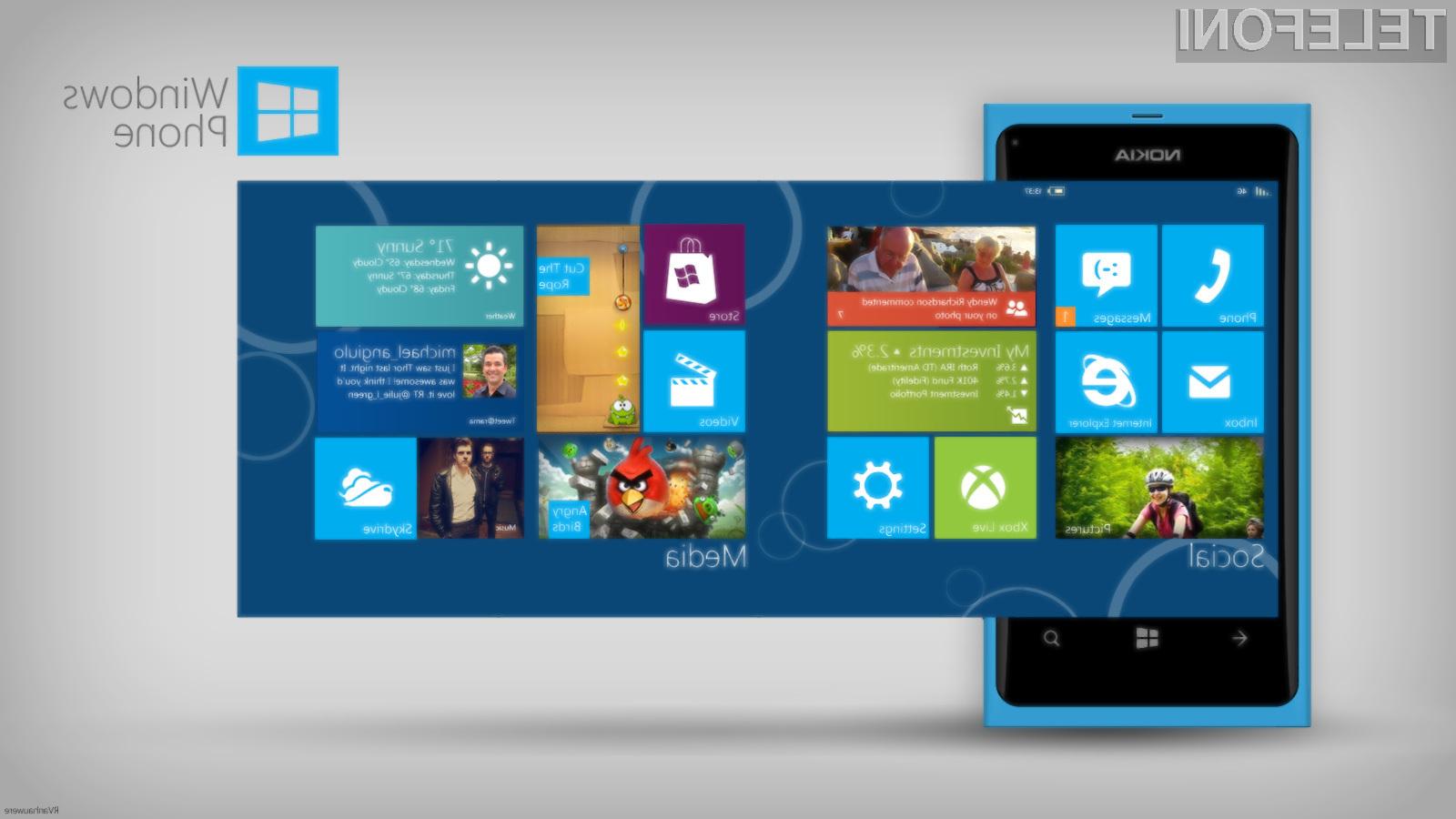Zamuda novega Microsoftovega mobilnega operacijskega sistema bo razočarala marsikaterega uporabnika mobilnikov Windows Phone.