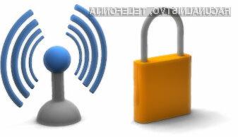 Kaj lahko storite za večjo varnost vašega brezžičnega omrežja?