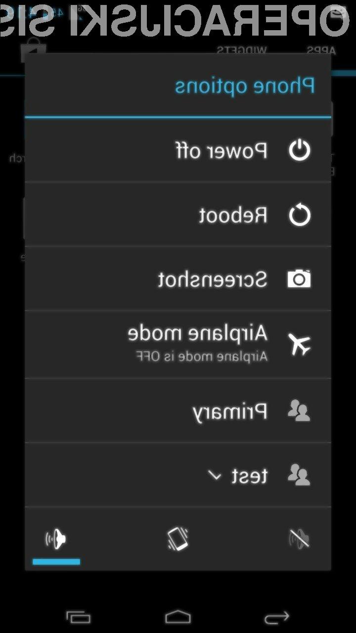 Mobilni operacijski sistem Adnroid 4.1 Jelly Bean bo kmalu deležen večuporabniške podpore!