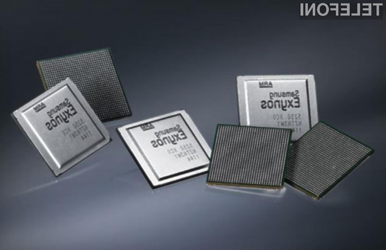 Procesor Exynos 5 Dual bo tablične računalnike prelevil v miniaturne grafične postaje.