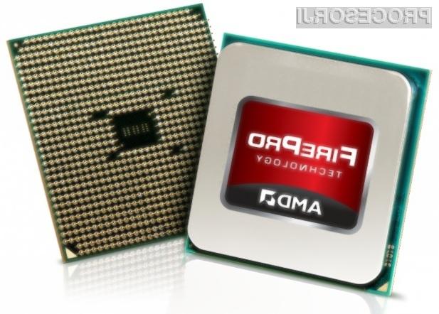 Podjetje AMD je za kupce zanimivo, saj ima v lasti pravice za razvoj procesorjev z zgradbo x86.