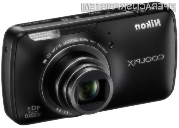 Nikon z Androidom za 400 evrov