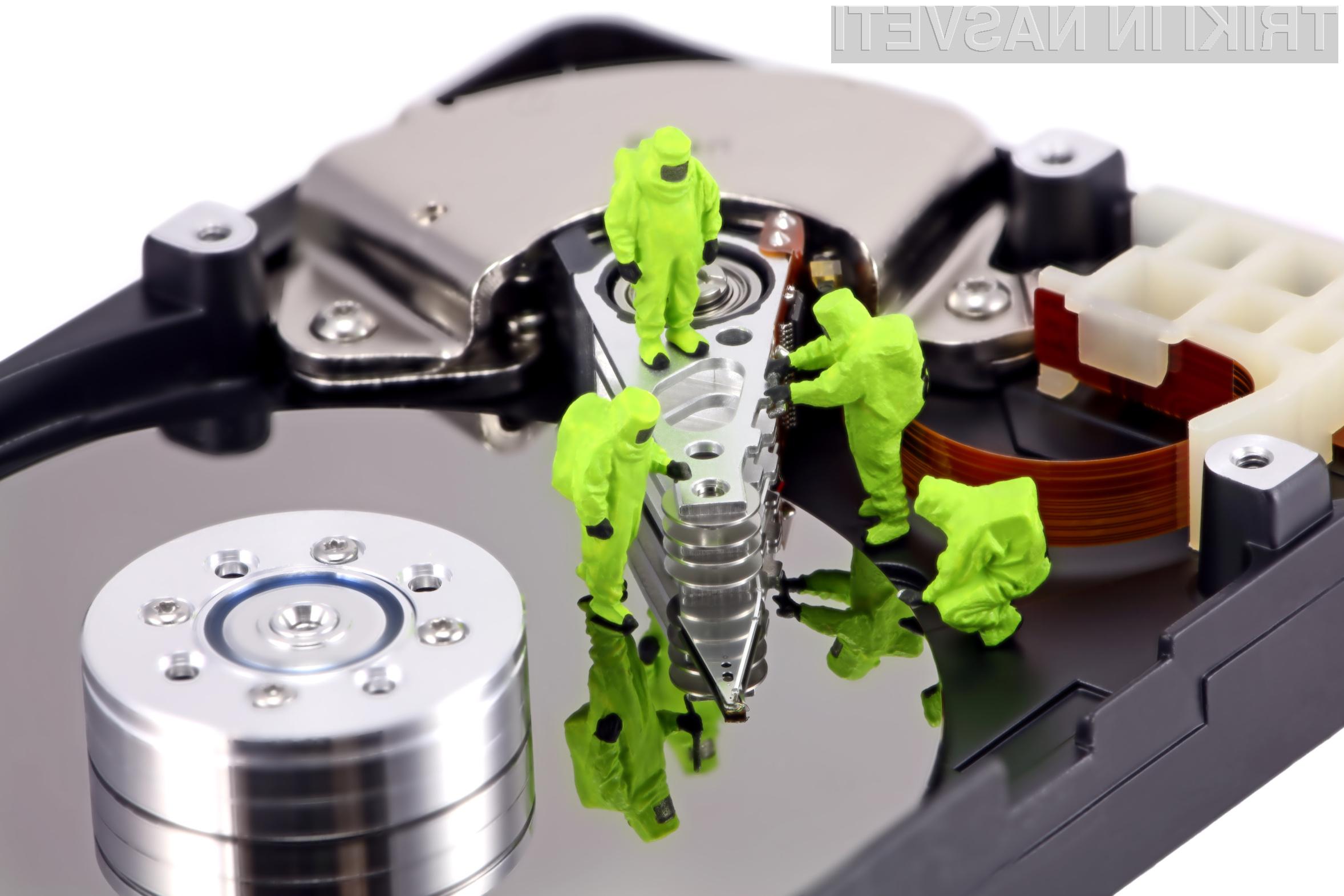 Vsake toliko si je pametno vzeti nekaj časa za pregled diska.