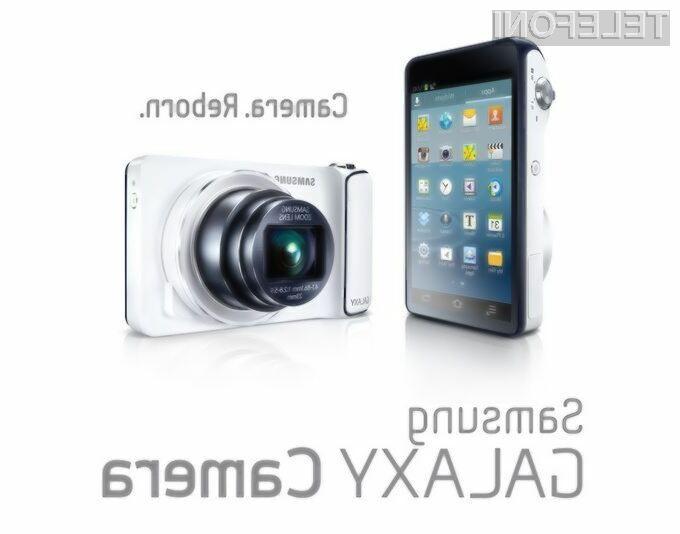 Možnosti uporabe digitalnega fotoaparata Samsung EK-GC100 Galaxy Camera so praktično neomejene!