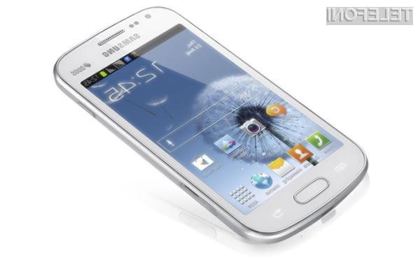Samsung Galaxy S Duos septembra v Evropi
