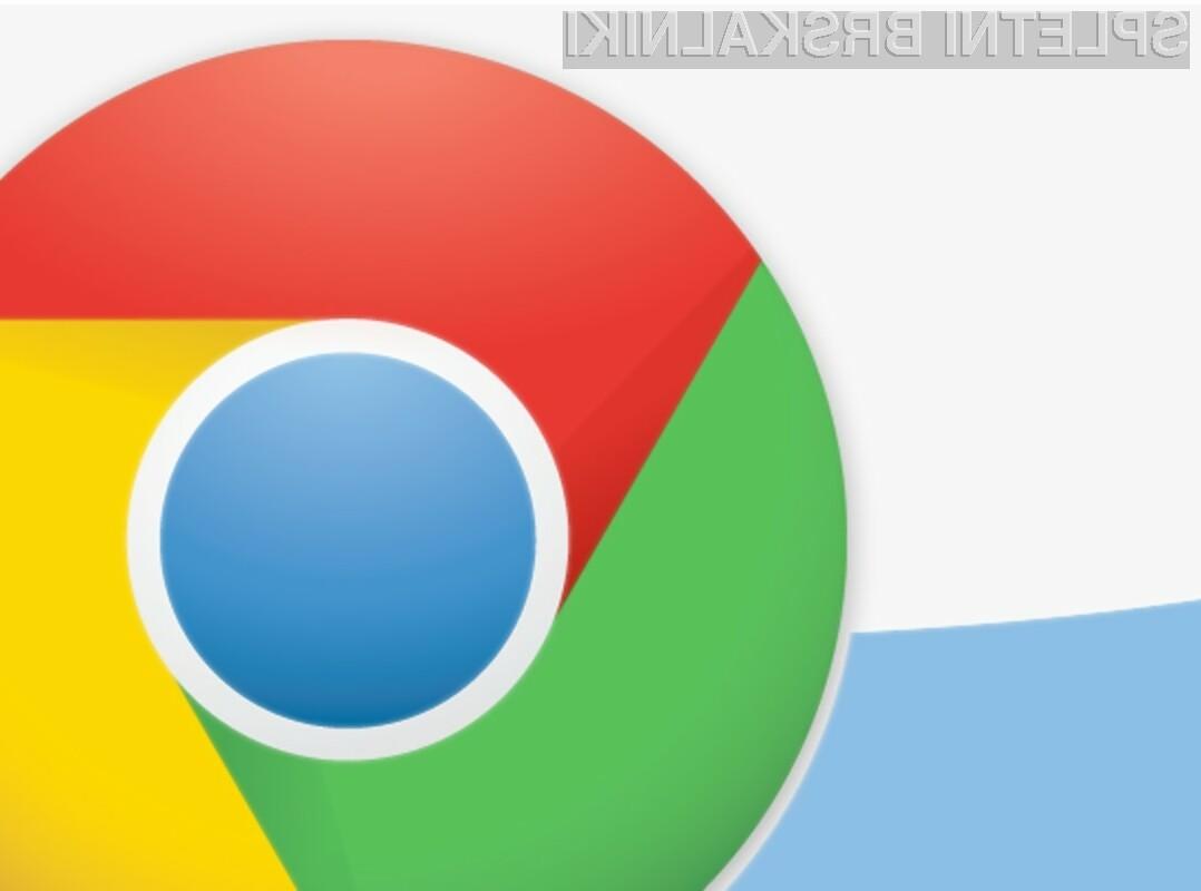 Google je združljivost brskalnika Chrome z Okni 8 vzel nadvse resno.
