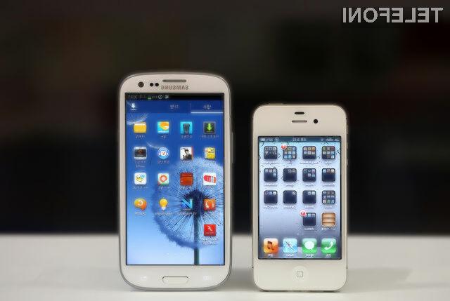 Se bosta Apple in Samsung s patentnimi vojnami na koncu pokončala kar sama?