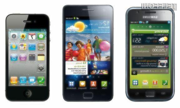 Bodo nenehni patentni spori oslabili tako Apple kot Samsung?