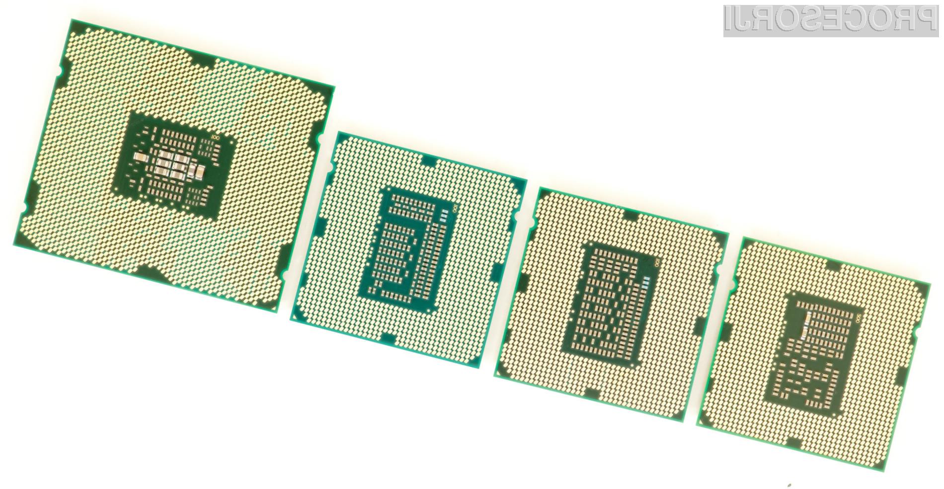 Ivy Bridge procesorji za nekoliko zahtevnejše uporabnike bodo nared naslednje poletje.
