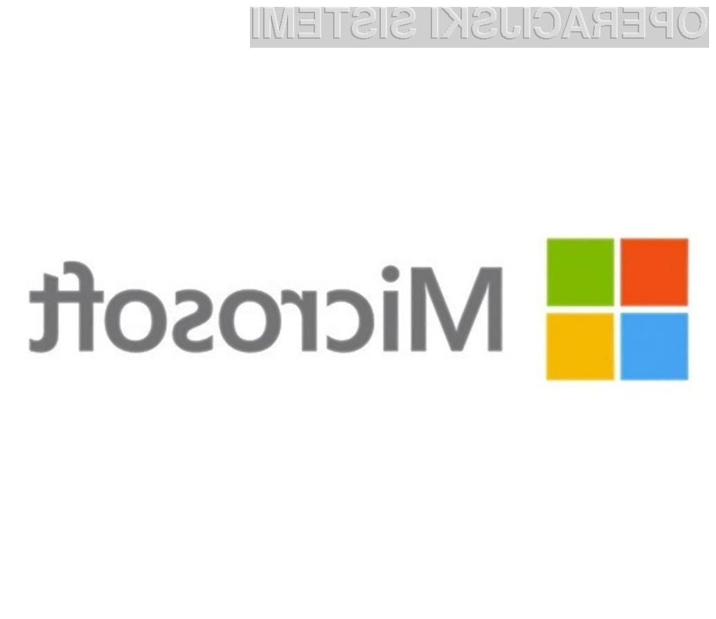Novim Microsoftovim pogojem uporabe se lahko izognete le, če se odrečete uporabi njegovih spletnih storitev!