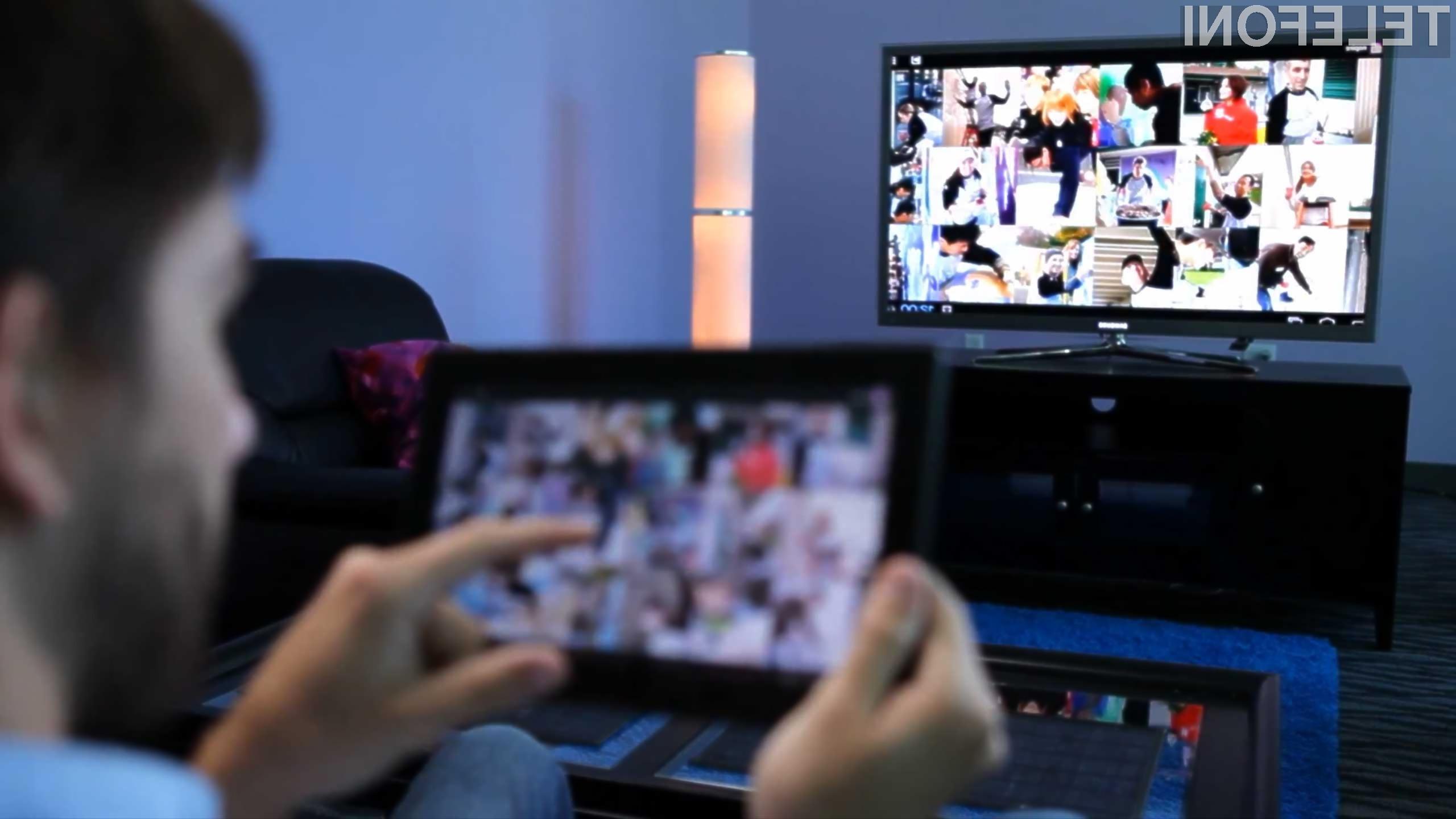 Nividia bo svoje nove mobilne procesorje opremila z novo tehnologijo brezžičnega povezovanja imenovano Miracast.