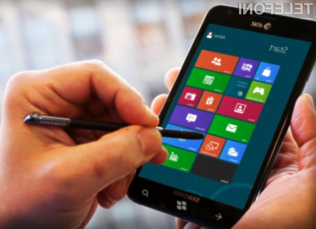 Bo Samsung mobilni operacijski sistem Android nameščal le še na mobilnike srednjega in nižjega cenovnega razreda?