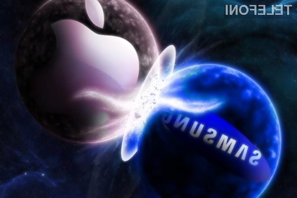 Pri izkušenih uporabnikih sta bila Apple in Samsung pred izrekom sodbe kalifornijskega sodišča dokaj izenačena.