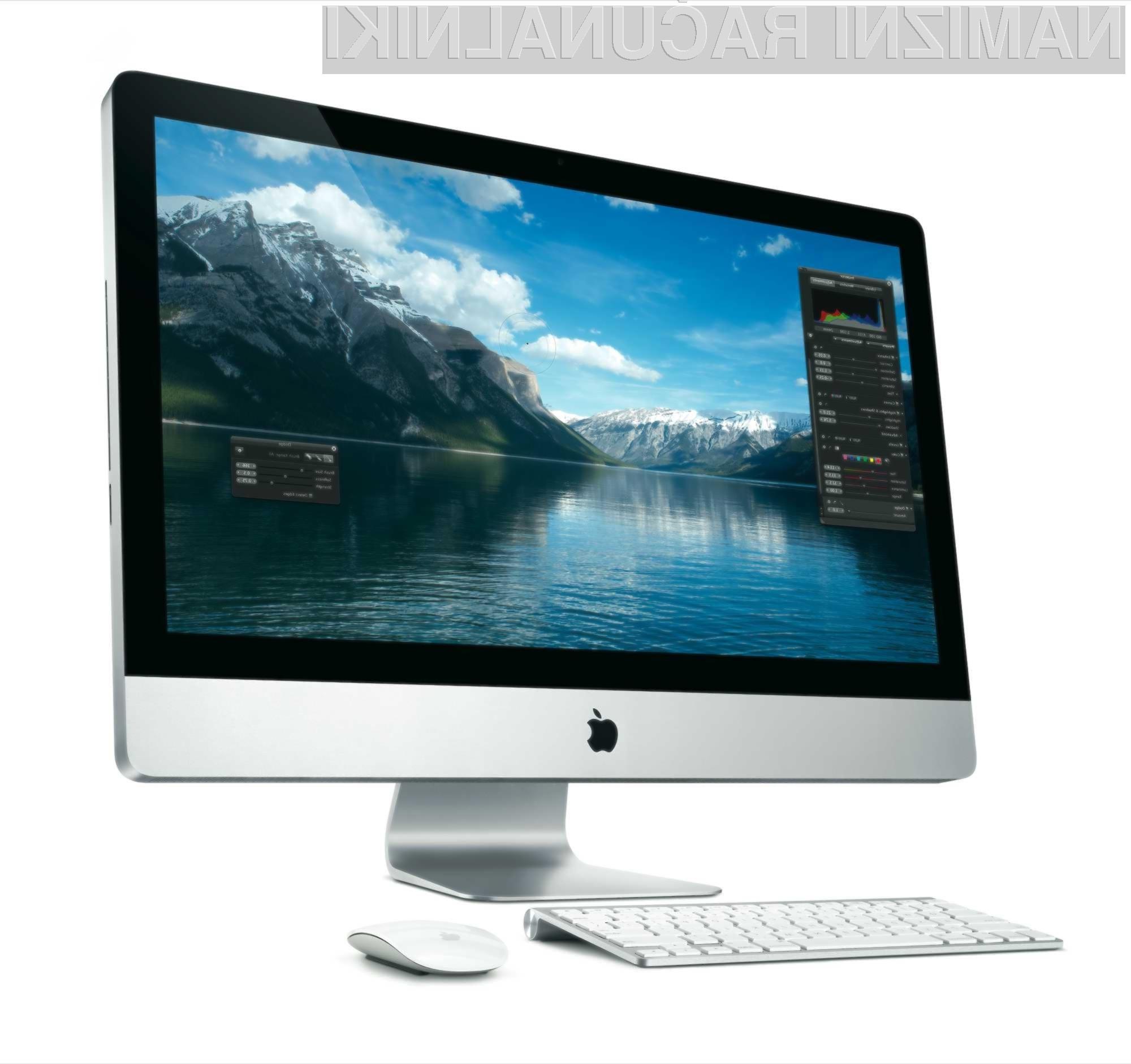 Kakovost obnovljenih računalnikov iMac naj bi bila, vsaj po zagotovilih podjetja Apple, povsem enaka novim izdelkom.