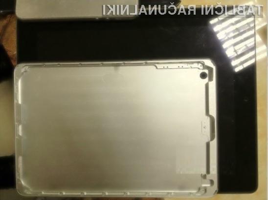 Miniaturni iPad naj bi bil še prestižnejši od njegovega predhodnika!