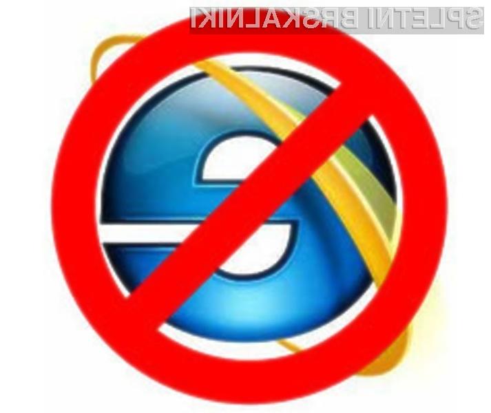 Za brezskrbno deskanje po svetovnem spletu si čimprej namestite konkurenčni spletni brskalnik!