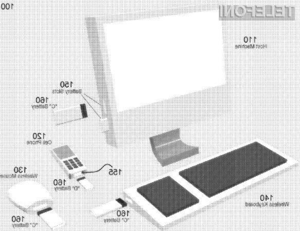 Apple verjame v uporabnost univerzalne baterije.