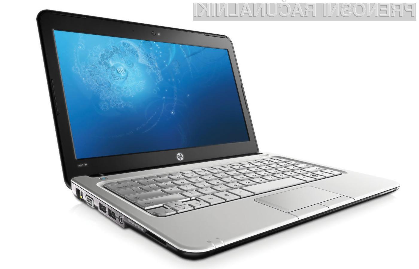Netbooki so ob invaziji tabličnih računalnikov in različnih hibridov obsojeni na propad.
