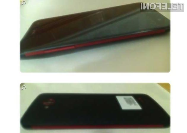 Domnevne fotografije novega HTC-jevega