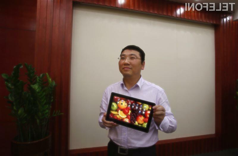 Svoj lasten mobilni opercijski sistem bi lahko kmalu predstavil tudi kitajski gigant Huawei.