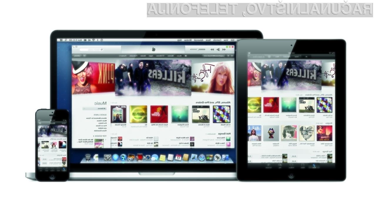 Novi iTunesi bodo veliko bolj preglednejši in enostavnejši za uporabo.