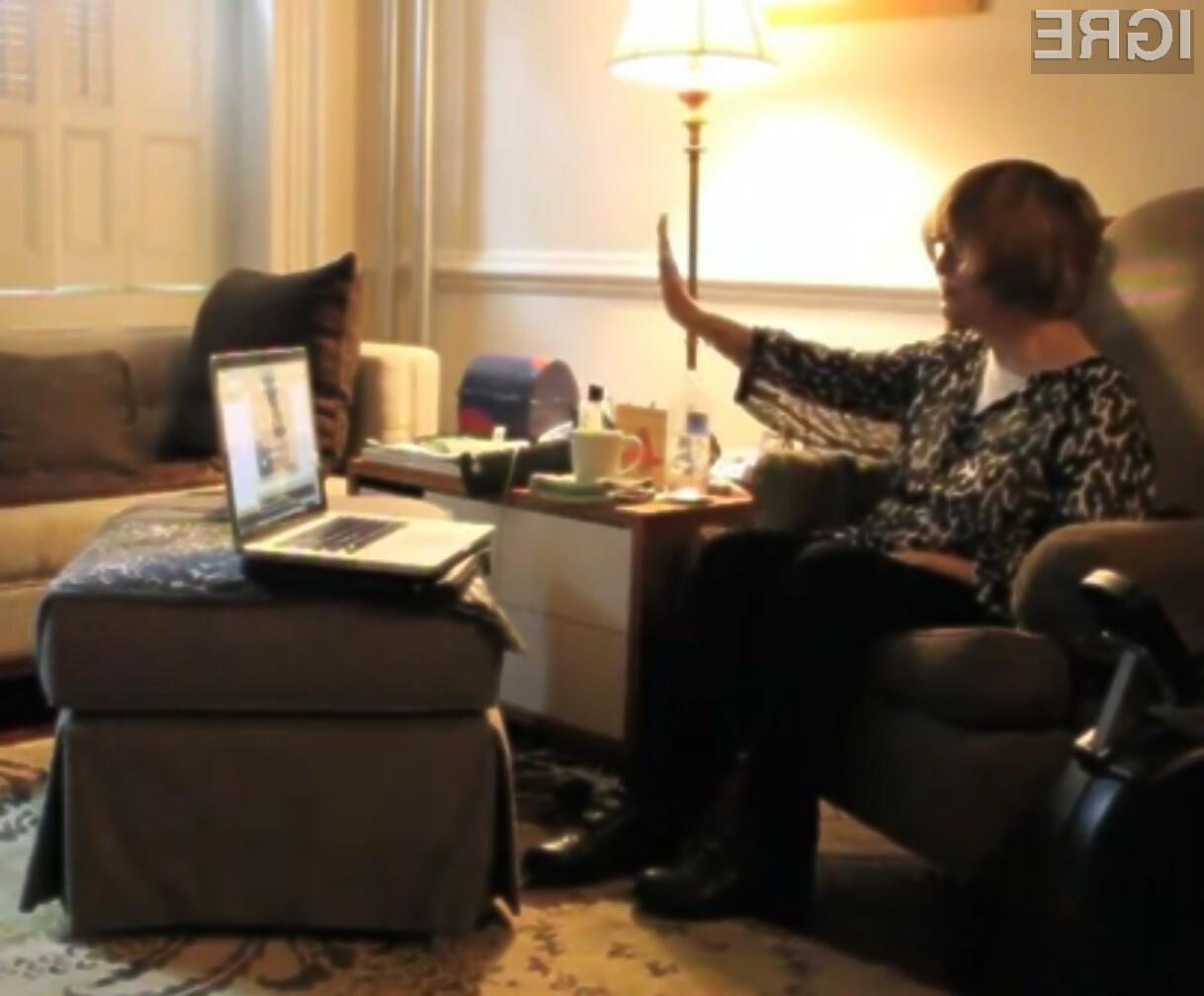 Microsoftov krmilni sistem Kinect lahko pripomore k izboljšanju kakovosti življenja ljudi z neozdravljivimi boleznimi.