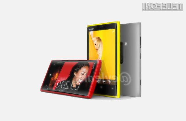 Nokia Lumia 920 je opremljena z enim izmed najnaprednejših zaslonov doslej!