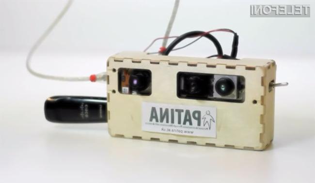 Mobilni Kinect, ki bi lahko postal 3D vid za številne robote.