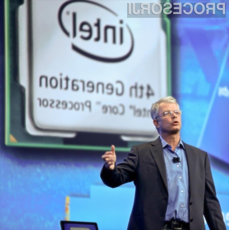Varčni procesorji Intel Core z arhitekturo Haswell