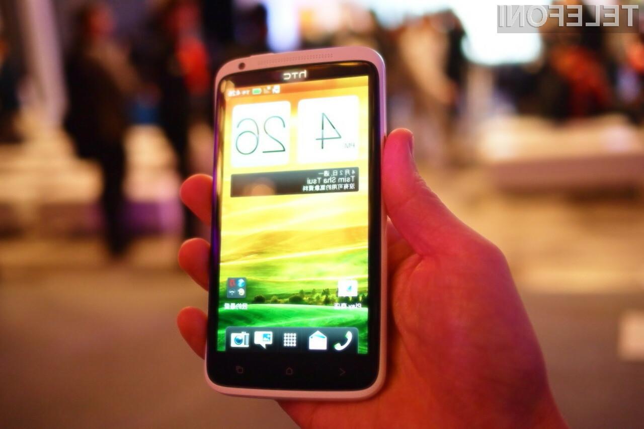 Prihaja naslednik HTC-jevega modela One X