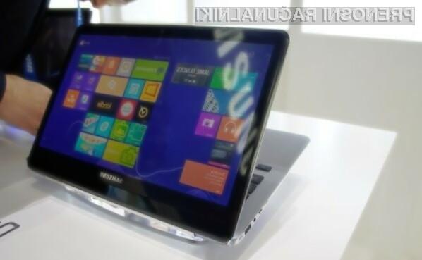 Samsung je na sejmu IFA predstavil izredno zanimiv koncept