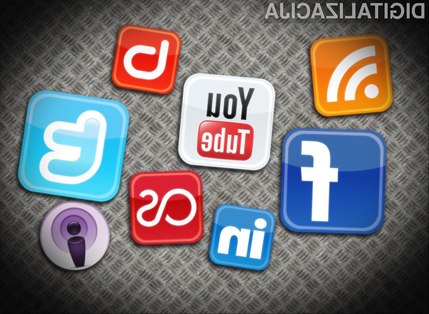 Družbena omrežja so ameriško gospodarstvo v lanskem letu stala kar neverjetnih 650 milijard ameriških dolarjev.